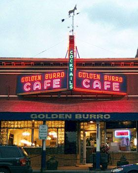 Golden Burro Cafe In Leadville